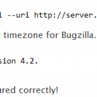 Implementing Bugzilla's Web Service For Authentication